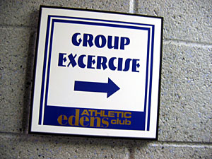 Group Excercise?